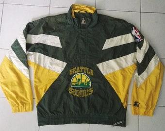 Vintage Starter NBA Seattle Supersonics Jacket