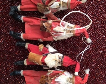 Handmade Santa Claus Christmas Decoration