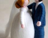 Newlyweds, wool fairy tal...