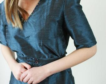 "Silk dress ""Doralice 4"""
