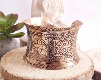 Cuff Bracelet, boho chic, Ethnic bracelet, Boho Bracelet, Gypsy Bracelet,Bracelet, gifts, holiday gifts