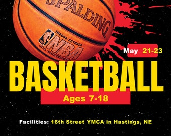 Basktball Camps: Register Now
