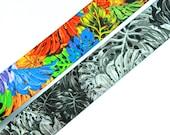 Elastic - Tropical Print ...