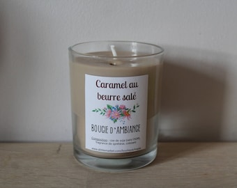 Candle of atmosphere to ►Caramel sale◄ butter soy wax
