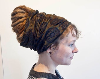 Flower of Life Tube Headband