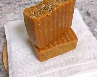 Carrots & Such Facial Soap