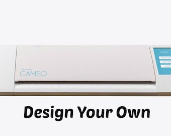 Silhouette Cameo Cozy - Design Your Own Quilted Dust Cover