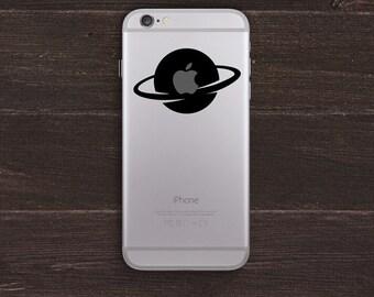 Planet Apple Vinyl iPhone Decal BAS-0273