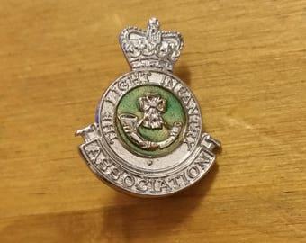 The Light Infantry Association Pin Badge - British Military Badge