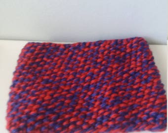 Women's cowl scarf