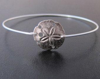 Sand Dollar Bracelet, Sand Dollar Jewelry, Beach Jewelry, Beach Wedding Bracelet, Gift for Beach Lover, Ocean Bracelet