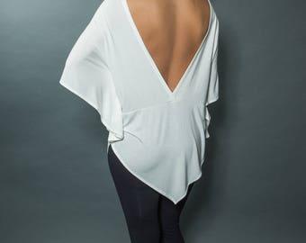Women's Swimsuit Cover-Up, Kimono Top, Tunic, Resortwear by Fuschia Couture