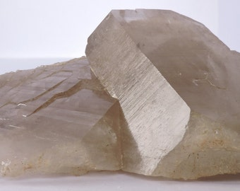 Beautiful rare  large museum quality tabular quartz from Izizauen,  Morocco - cabinet size