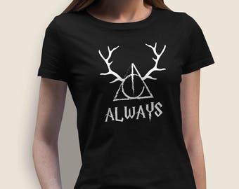 Always, Harry Potter Shirt #J