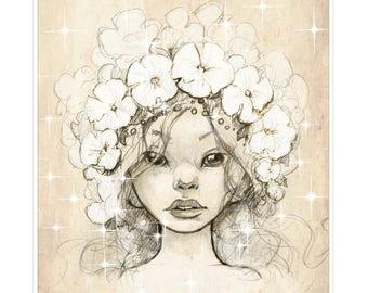 Fine Art Print - Blossom and Shine