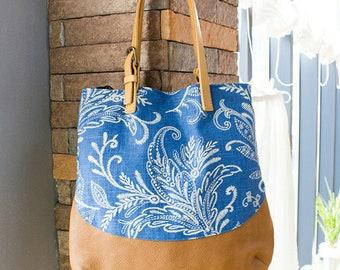 730 Ana Bag  PDF Sewing Pattern