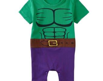 Incredible Hulk Birthday Shirt / Baby Hulk Smash / Avengers Superhero Birthday Outfit / Donu0027t Make Me Angry / Hulk Abs Halloween Costume  sc 1 st  Etsy & Hulk costume   Etsy