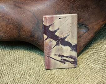 Sale #EarthDay ~  Striking Picasso Jasper Rectangle Slice