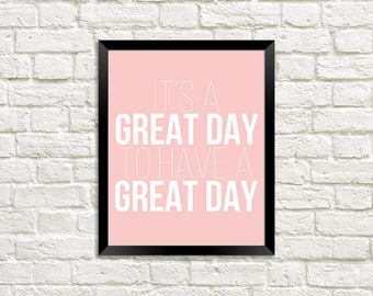 Great Day Sign