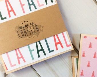 Holiday Decor, Christmas Decor, Christmas Coasters, Holiday Coasters, Stocking Stuffer, Stocking Filler, Hostess Gift, Gift for Mom, Coaster
