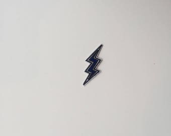 Lightning bolt  Iron on patch