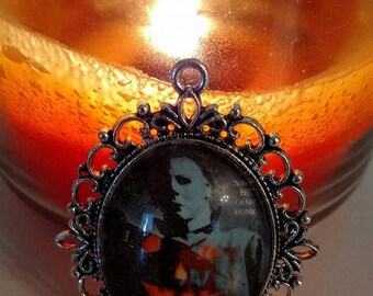 Michael Myers Halloween Necklace