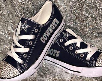 Dallas Cowboys Custom Shoes
