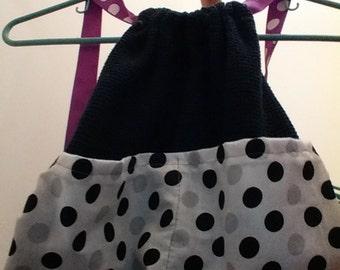 Clinch sack