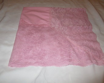 Large Handkerchief/Church Lap Throw