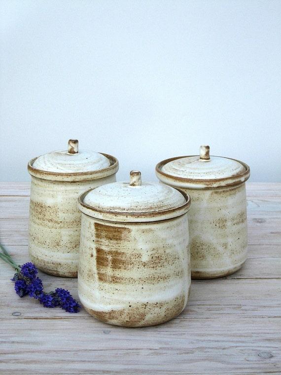 & Ceramic Jar With Lid Ceramic Jar Ceramic Salt Cellar Sugar