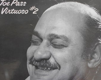 Joe Pass - Virtuosos # 2 - vinyl record