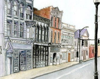 Downtown Hopkinsville