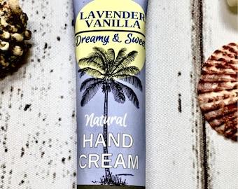 Hand Cream-Lavender Vanilla by Beach Babe