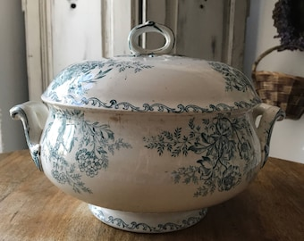 Vintage French tureen.