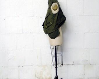 Fashion Military Vest / Women's Fashion Jacket