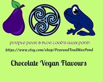 Chocolate  Vegan Lip Balm Flavours