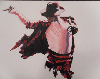 michael jackson abstract DIGITAL