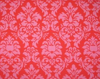 Michael Miller Dandy Damask Home Decor Fabric 1/2 Yard