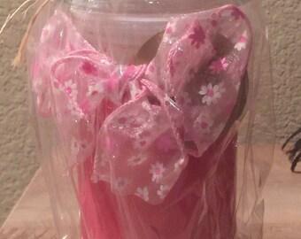 100% Soy Wax Candle ~ Baby Powder ~ Fall Fragrances