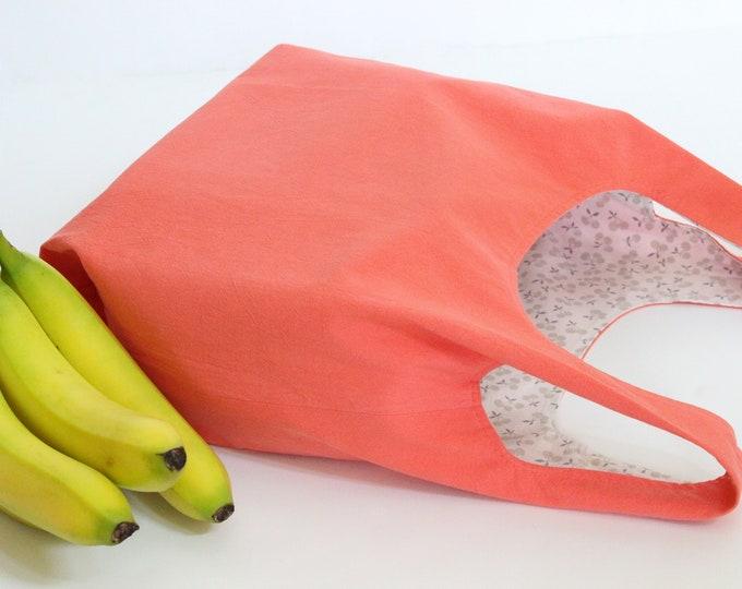 Eco Friendly Reusable Market Tote Bag