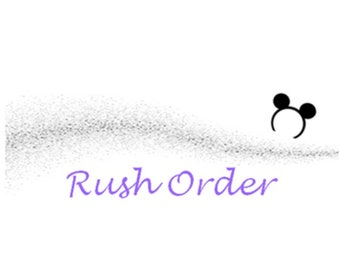 Rush Order (Processing Time)
