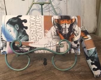 Star Wars, Last Jedi, Necessary Clutch Wallet