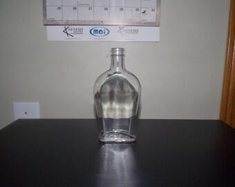 antique oil bottle