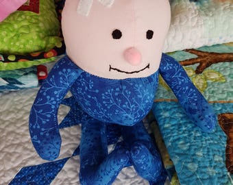 Humpty Dumpty - Soft Toy - Handmade