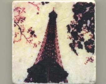 Eiffel Tower Original Coaster