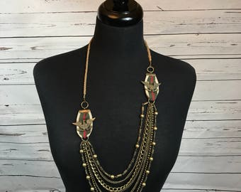 Military Style Necklace