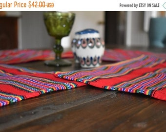 Colorful Patterned Placemat