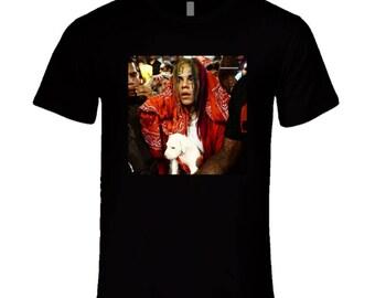 Tekaski69 Short Sleeve Tee Shirt