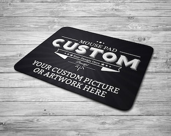 Custom Mouse Pad Create Your Own Mousepad. Custom Photo Mouse Pad Computer Mousepad  Computer Mouse Pad Custom Saying Mouse Pad Computer