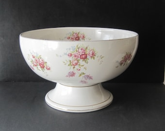 FIve Gallon punch bowl by Knowles, Taylor and Knowles - free shipping within USA
